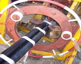 HDPE穿插内衬修复